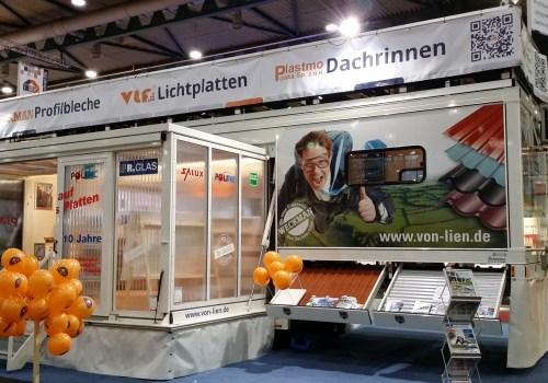 HanseBau Messe Bremen 2014 Messeauflieger