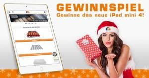 Gewinnspiel iPad Mini 4