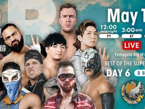 NJPW Best of the Super Jr26
