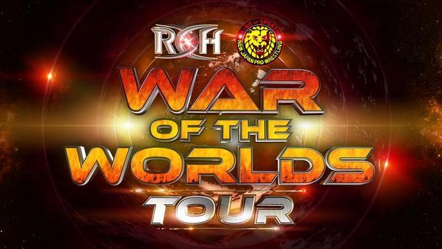 roh njpw war of the worleds