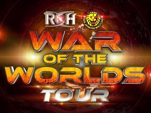 roh njpw war of the worleds