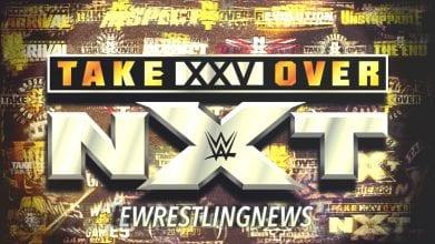 wwe takeover xxv
