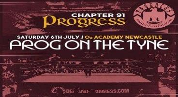 PROGRESS Wrestling 2019 07 06 Chapter 91