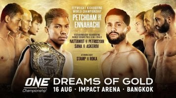 One Championship Dreams Of Gold 2019