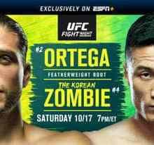UFC Fight Night 180