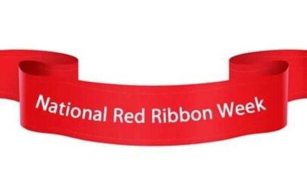red ribbon week # 34
