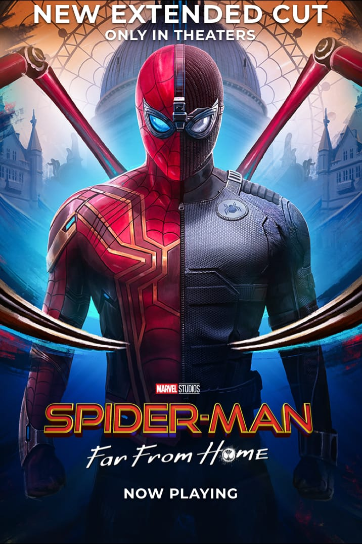 Buy Spider-Man: Far From Home Movie Tickets   Official Website   Sony Pictures