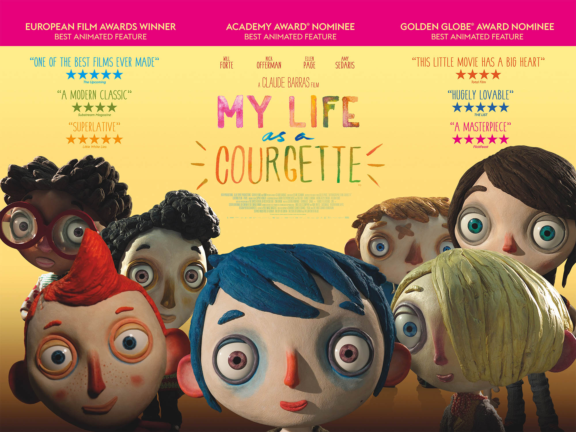 Image result for stuloves film my life as a courgette