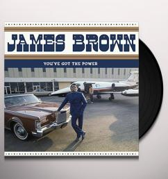 james brown you ve got the power federal king hits 1956 62 vinyl record [ 1280 x 1280 Pixel ]