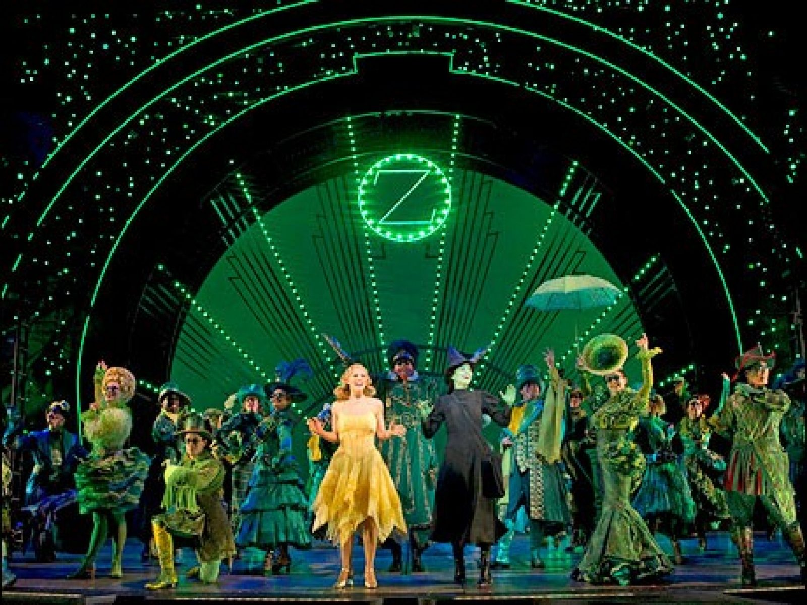 Wicked Broadway Tickets Including Code