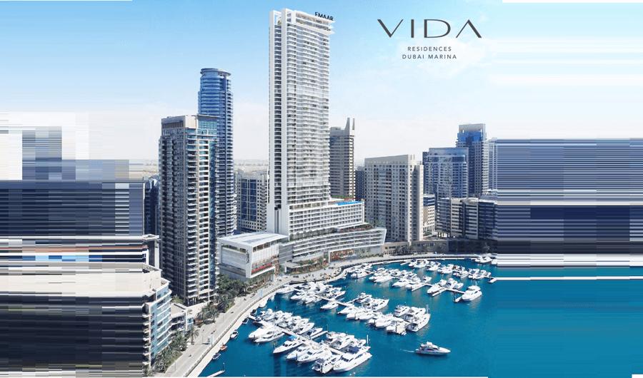 Vida Residences Dubai Marina  Emaar Properties
