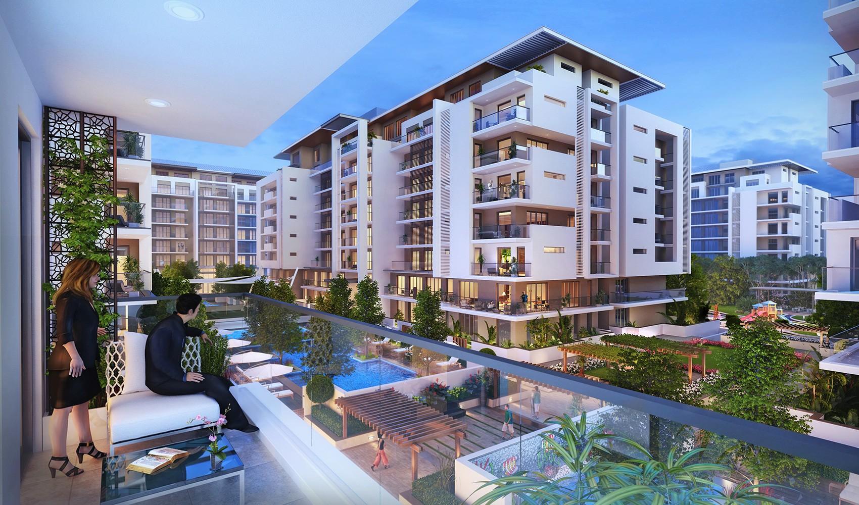 Hartland Greens Apartments  Luxury Homes in Sobha Hartland