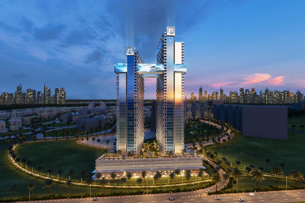 Cayan Cantara  Hotel Apartments  Residences in Dubai