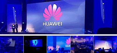 huHUAWEI P7 Phone launchawei