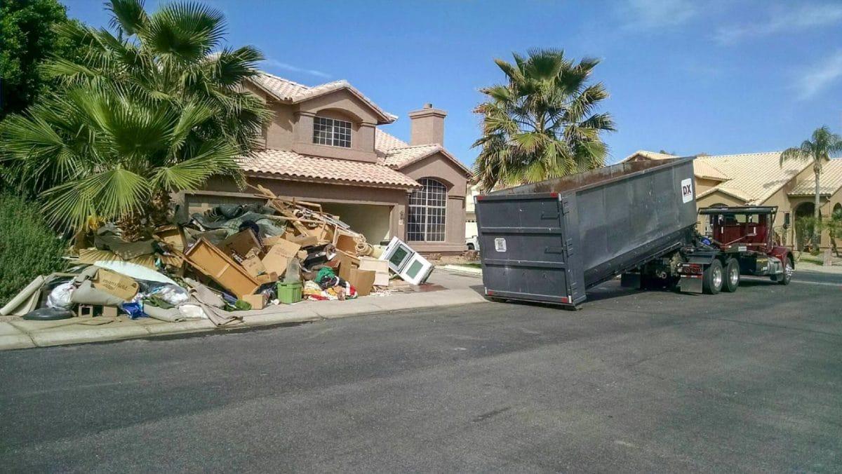 Phoenix Dumpster Rental 40 yard Dumpster Phoenix Az 2