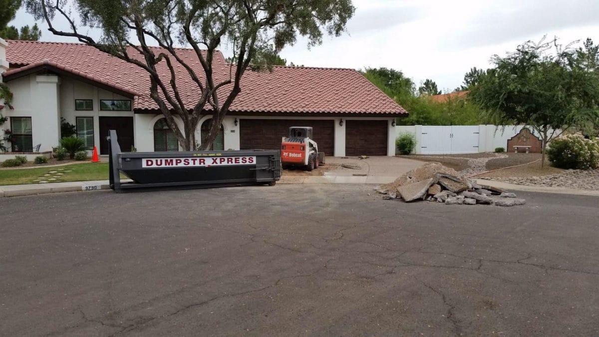 Gilbert Dumpster Rental Solutions Arizona-2