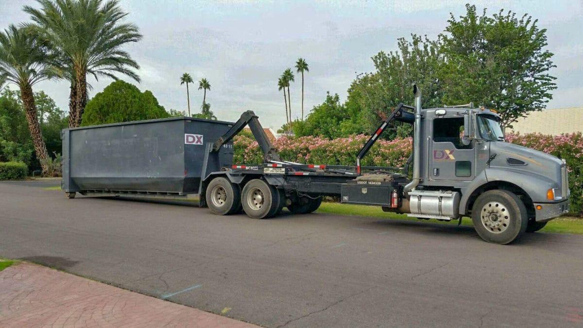 Goodyear Dumpster Rental Solutions Arizona-2