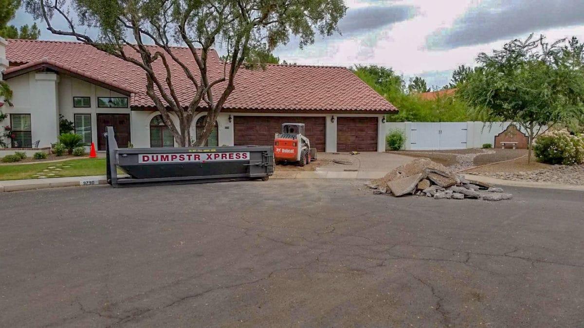Mesa Dumpster Rental Solutions Arizona-2