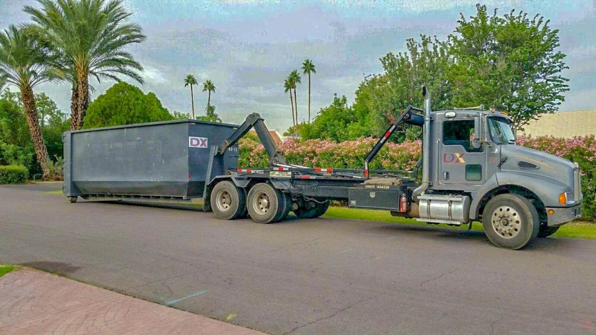 Paradise Valley Dumpster Rental Solutions Arizona-2