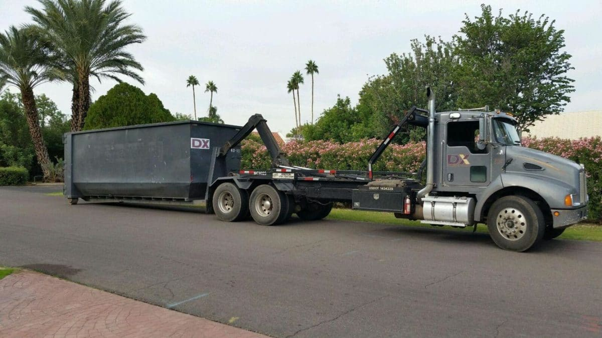 Tempe Dumpster Rental Solutions Arizona-2