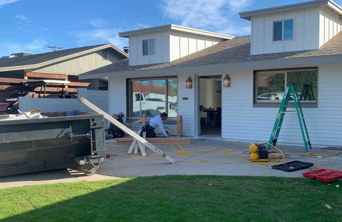 Fix and flip project by Krafted Renovationsin Phoenix Arizona