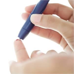 Blood sugar testing - MS