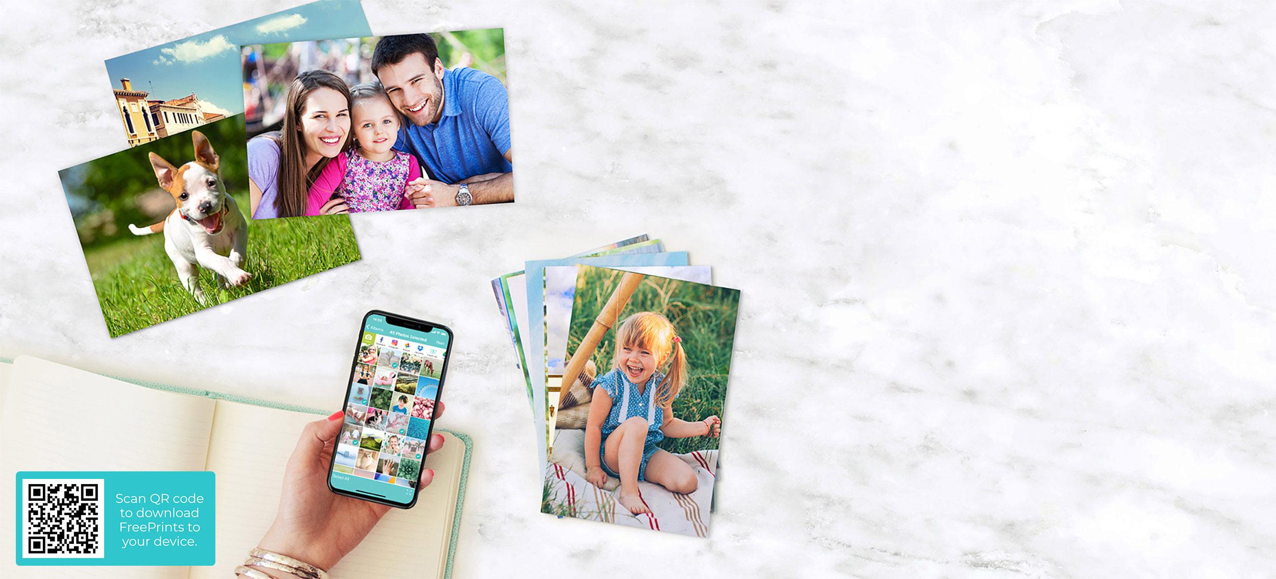 get free photo prints