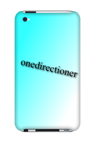 one directioner ipod touch