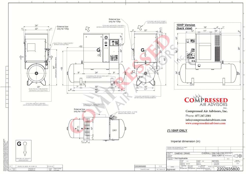 medium resolution of chicago pneumatic qrs 7 5 hpd 1 tm 7 5hp rotary screw air chicago pneumatic wiring diagram
