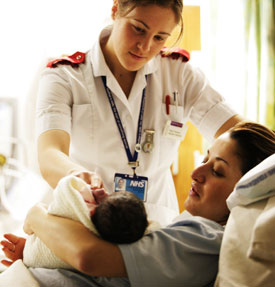 Midwife Causes symptoms treatment Midwife