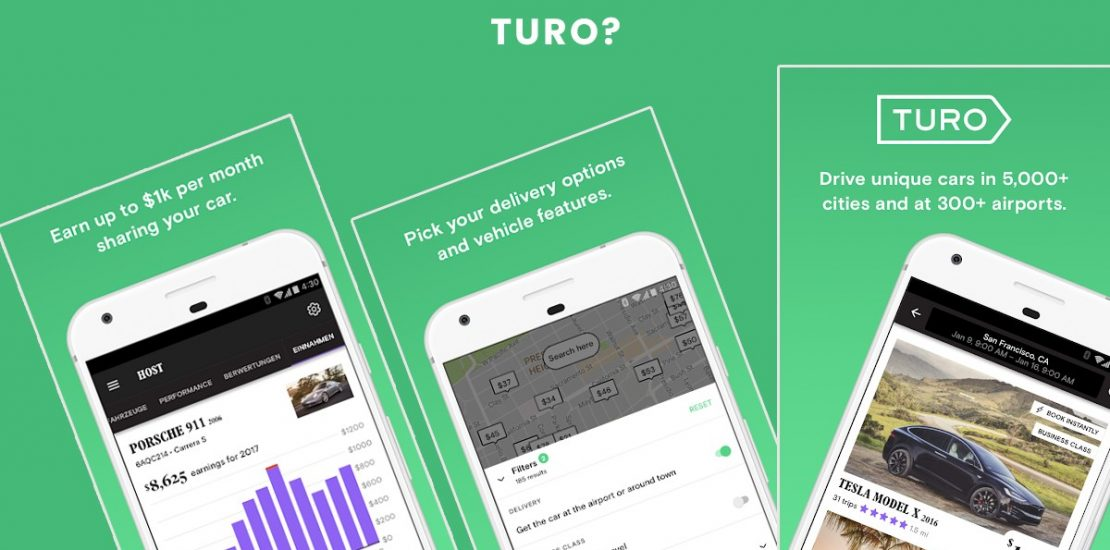 How much does it cost to develop a mobile app like Turo