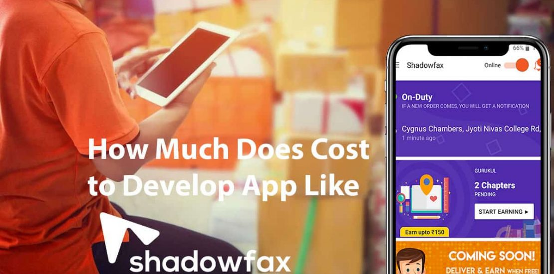 Mobile App Development Cost Like Shadowfax?