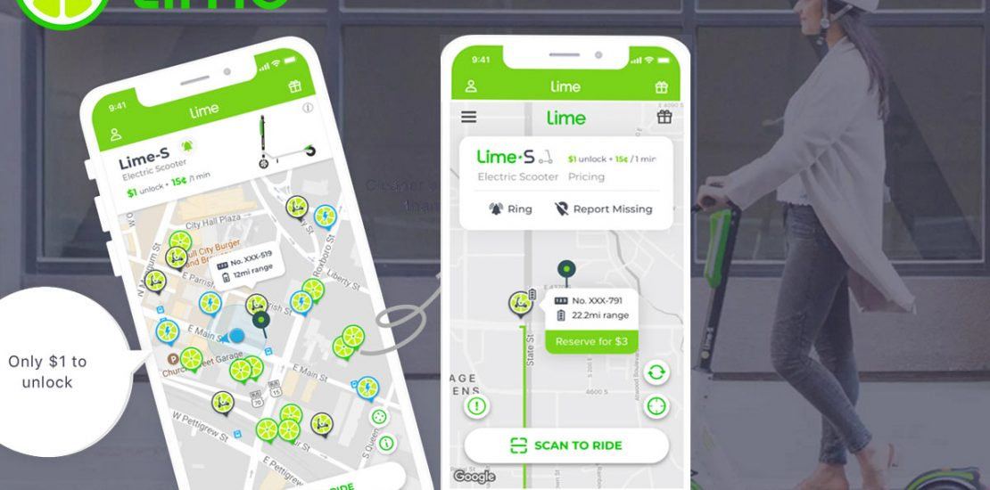How Much Does it Cost to Develop a Mobile App Like Lime?