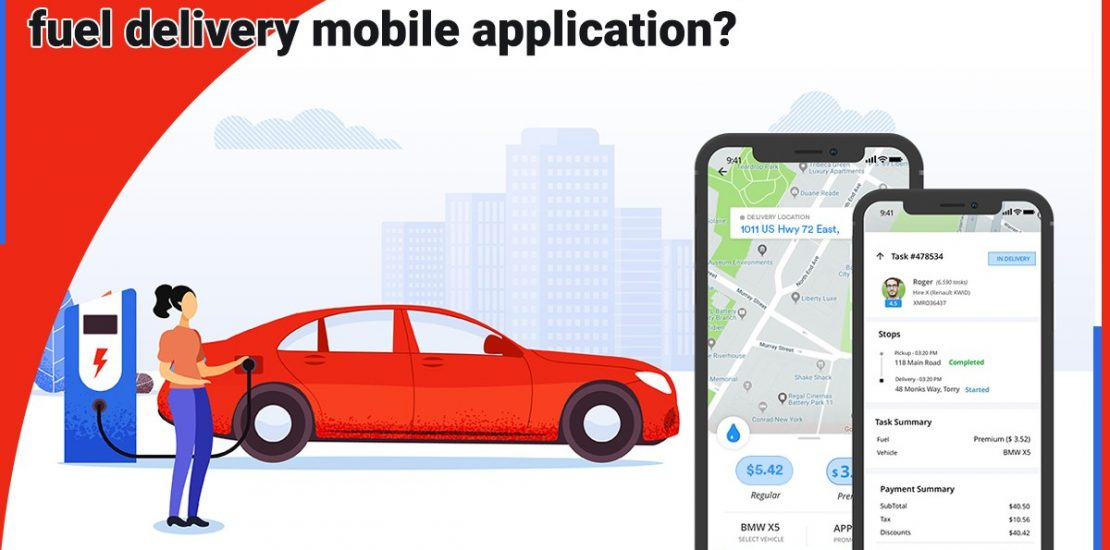 How Much Does an On-Demand Fuel Delivery Mobile App Cost?