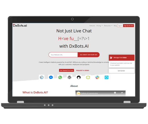 Chatbot-Building-Company-in-India