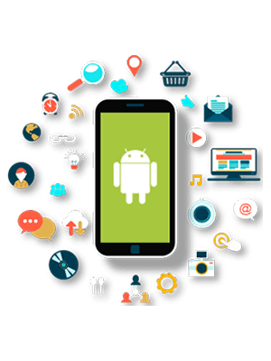 Android App Development in jhansi