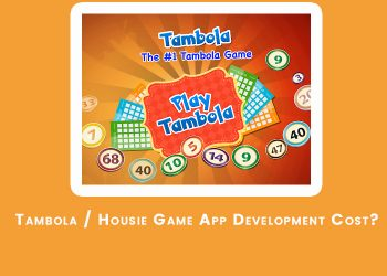 Tambola Housie Game Application Development Cost
