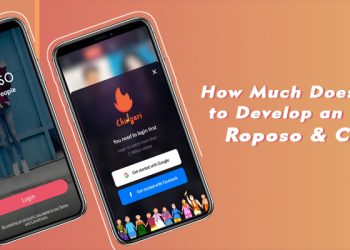 roposo chingari mobile application development cost