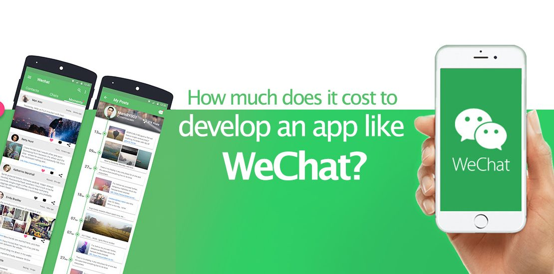 How much does it cost to develop an app like WeChat