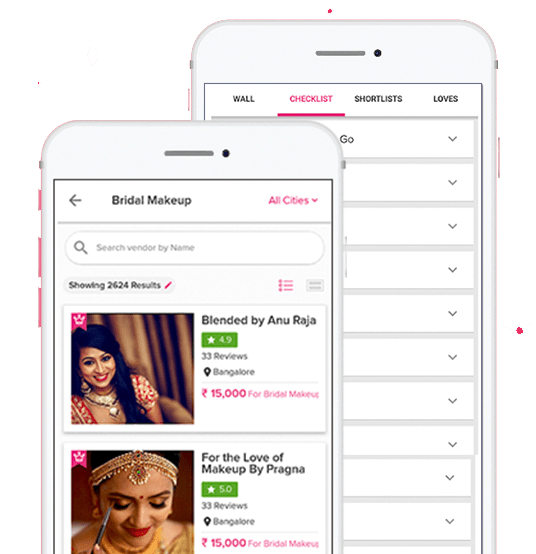wedding planner mobile app