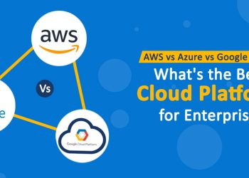 AWS vs Azure vs Google Cloud: What