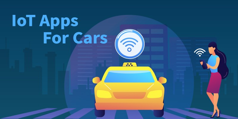 IoT apps for cars: