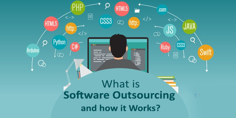What is software outsourcing and how it works?
