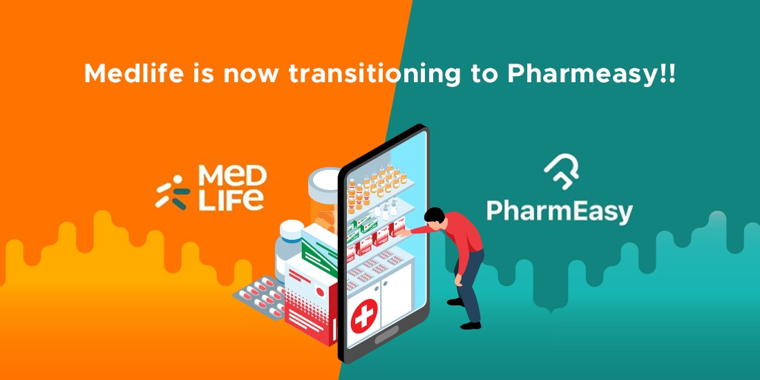 Medlife to collaborate with PharmEasy to make your experience better
