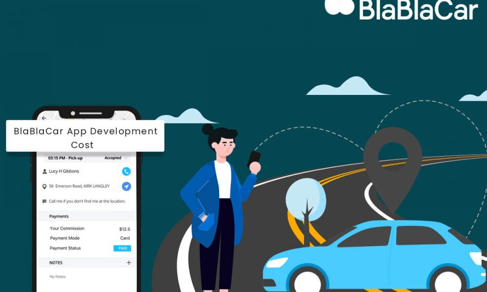 How Much Does it Cost to Develop an Carpooling app like BlaBlaCar?