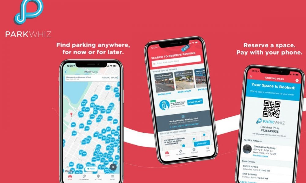 How Much Does it Cost to Develop a Mobile App Like ParkWhiz?