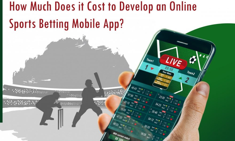 How Much Does an Online Sports Betting Mobile App Cost?