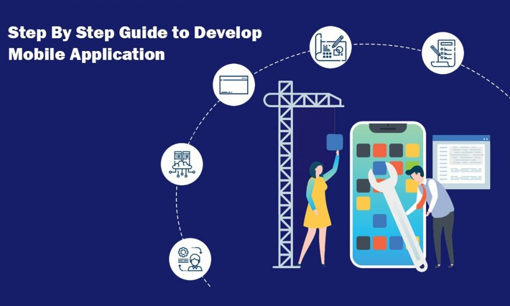 Step by Step Guide To Mobile App Development