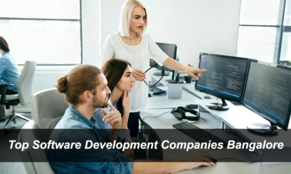 Top Software Development Companies in Bangalore, India