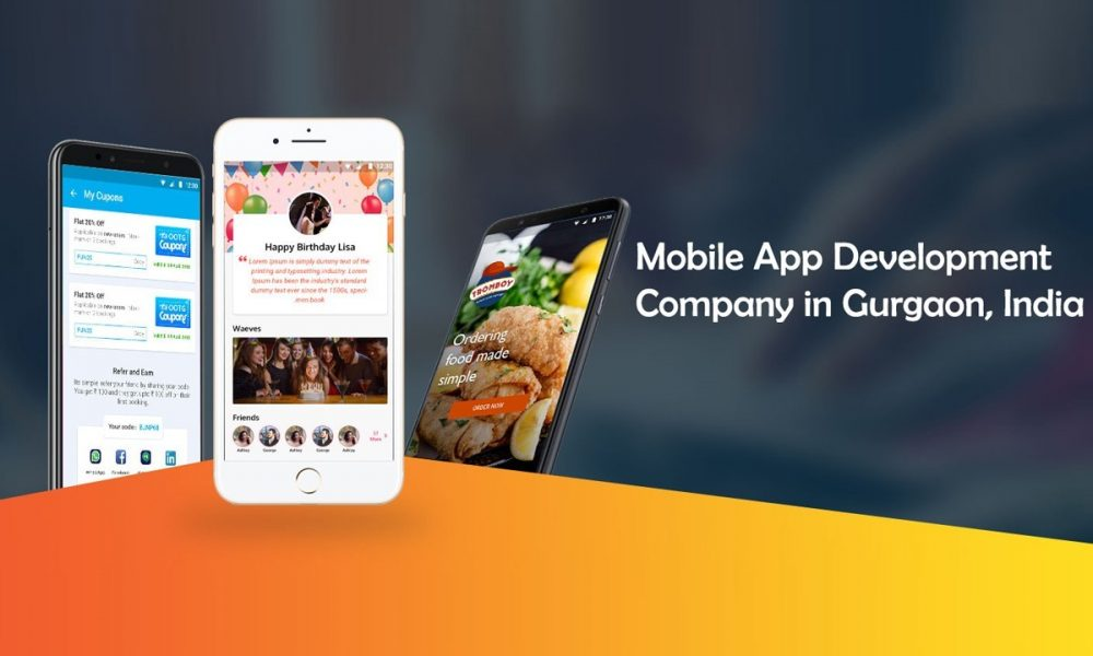 Mobile App Development Company in Gurgaon, India